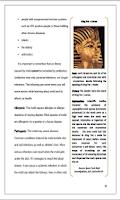 Screenshot of Free Mold Book App