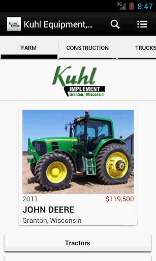 Kuhl Equipment LLC