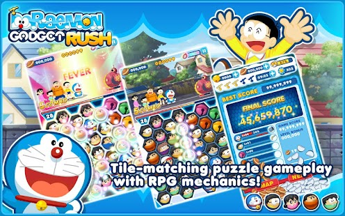 Doraemon Gadget Rush - screenshot thumbnail
