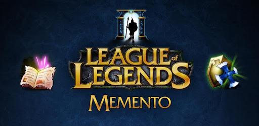 LoL Memento League of Legends 1.2.4d
