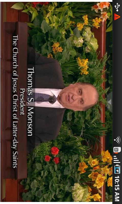 LDS Scriptures - screenshot