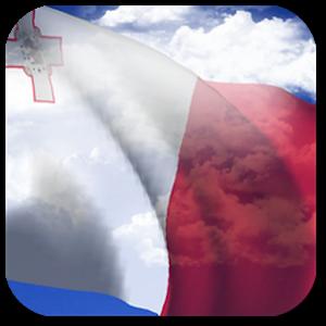 3D Malta Flag +