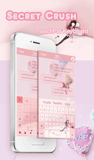 Secret Crush Valentine Theme