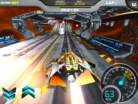 Alpha Tech Titan Space Racing 1.03 screenshot 69117