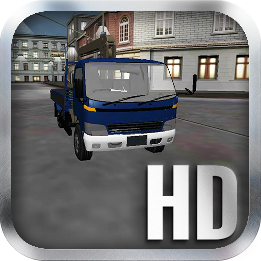 2014年3D卡車模擬 模擬 App LOGO-APP試玩