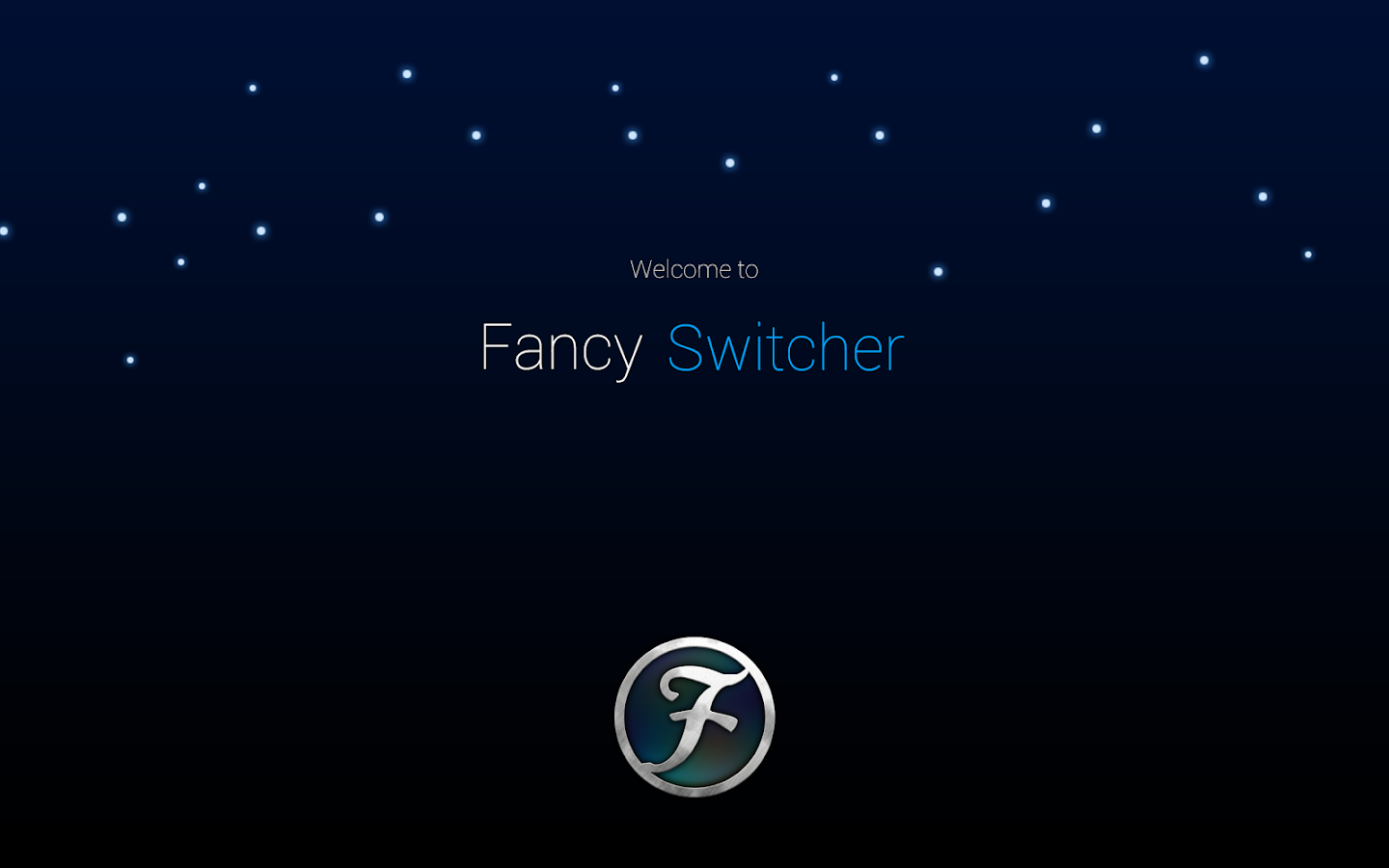 Fancy Switcher - screenshot