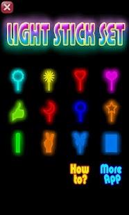 Light Stick Set- screenshot thumbnail
