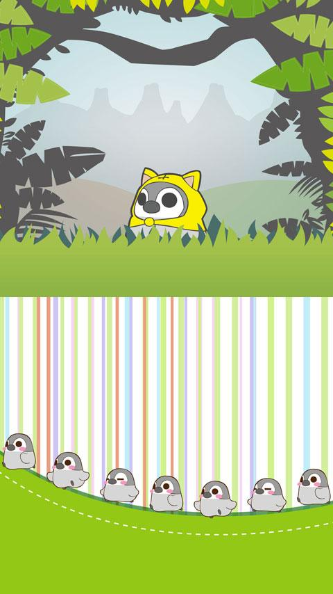 Pesoguin Wallpaper 02 Penguin- screenshot