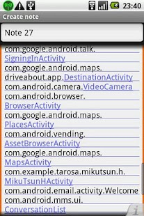 GetIntentClassName- screenshot thumbnail