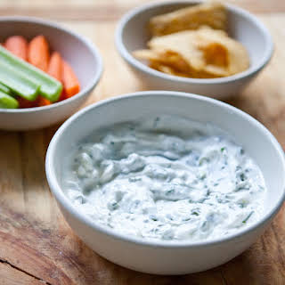 Herbed Yogurt Dip.