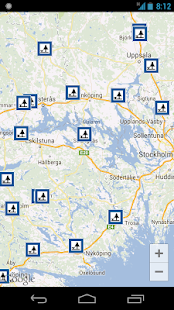 Rest Areas in Sweden - screenshot thumbnail