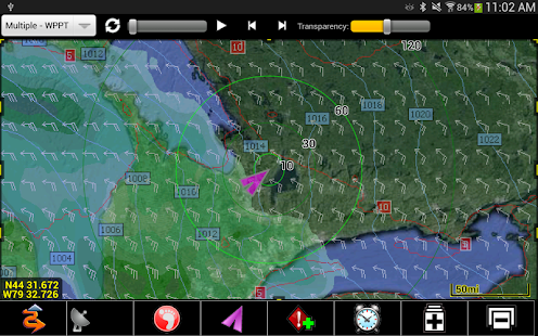 PathAway GPS Outdoor Navigator- screenshot thumbnail