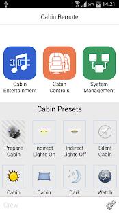 Venue Cabin Remote - náhled