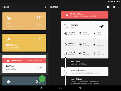 Weather Timeline - Forecast v1.3.2