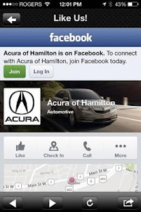 ACURA OF HAMILTON - screenshot thumbnail
