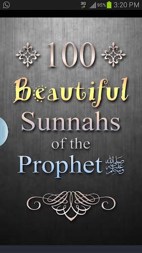 100 Beautiful Sunnahs