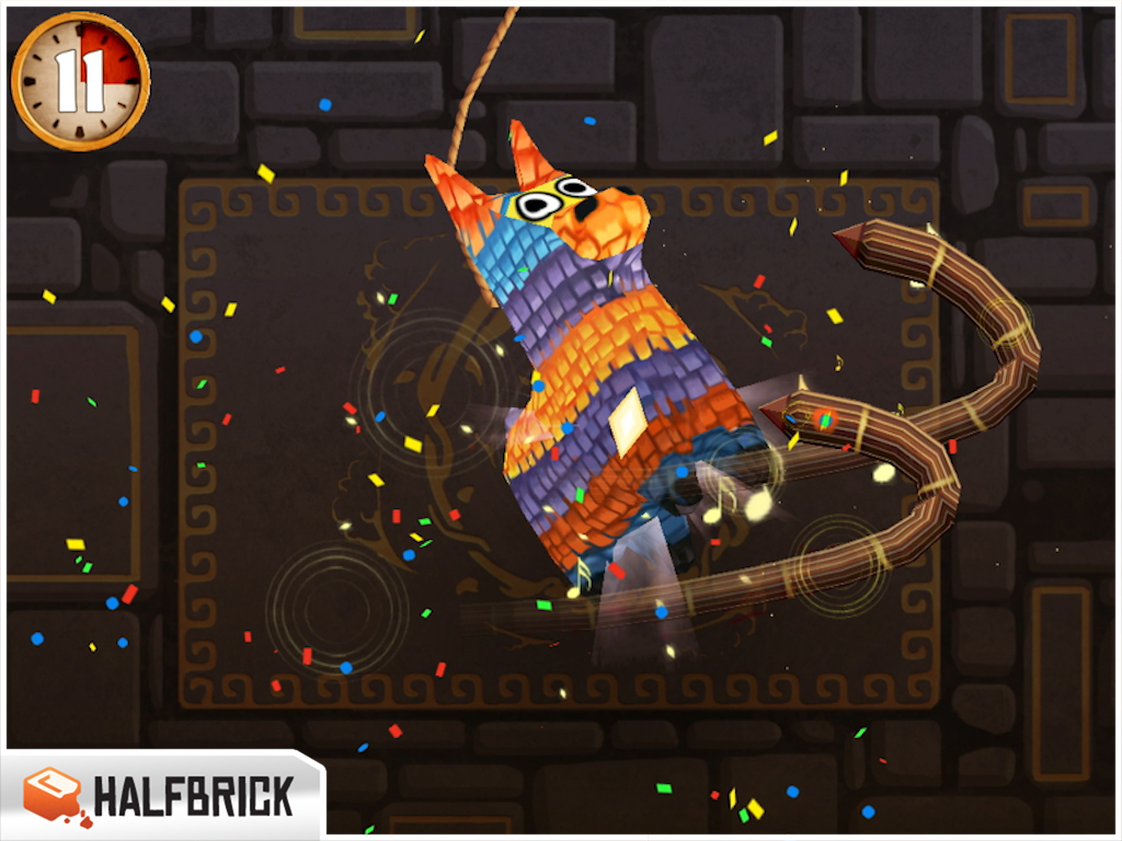 Fruit Ninja: Puss in Boots - screenshot