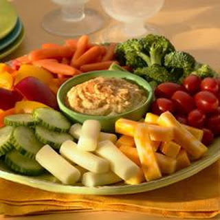 Healthy Snack Platter.