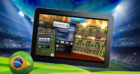 Soccer Kick - World Cup 2014 1.3 screenshot 42079