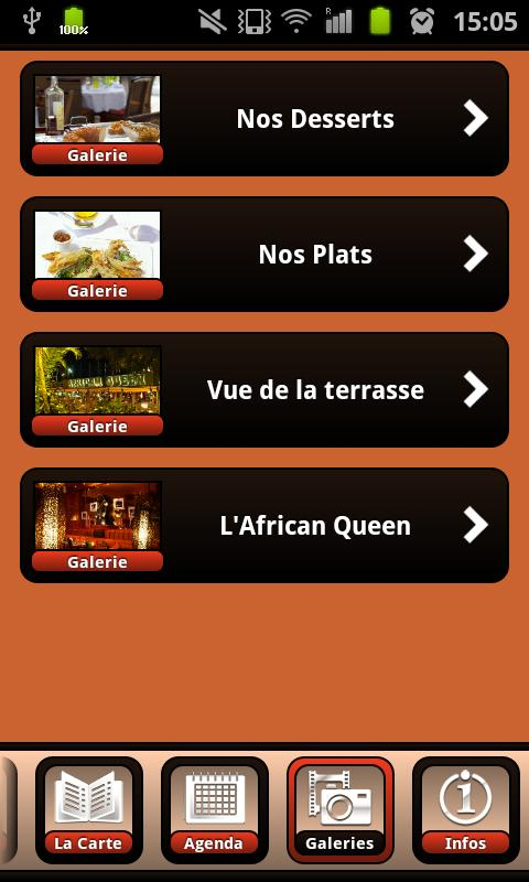 African Queen - screenshot