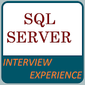 SQL Server Interview Question