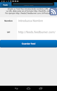 SenchaTouch FeedBurner screenshot 17