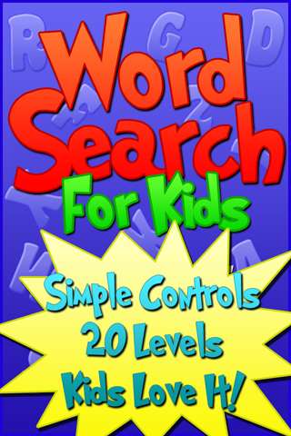 Word Search For Kids Free- screenshot