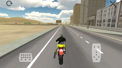 Extreme Motorbike Simulator 3D