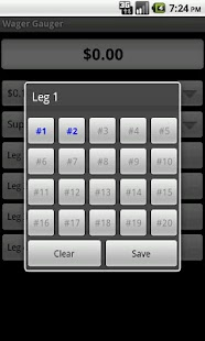 Wager Gauger - Bet Calculator - screenshot thumbnail