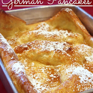 German Pancakes