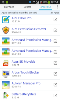 Apps Movable