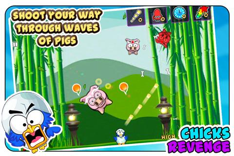 Chicks Revenge One Angry Bird v1.2.5