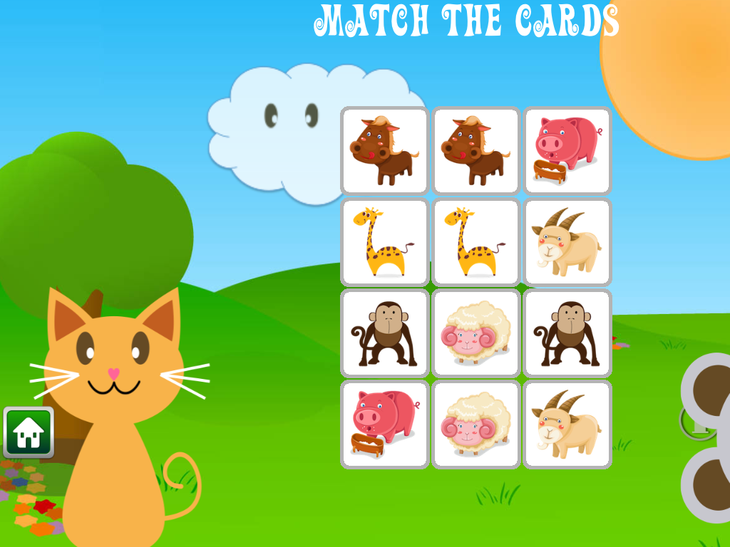 QCat Kanak Haiwan Percuma Apl Android Di Google Play