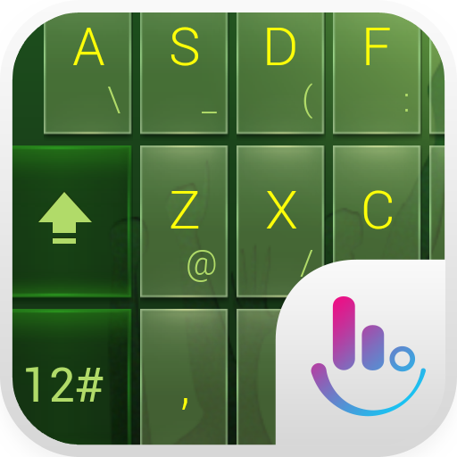 TouchPal Go Brazil Theme 運動 App LOGO-硬是要APP