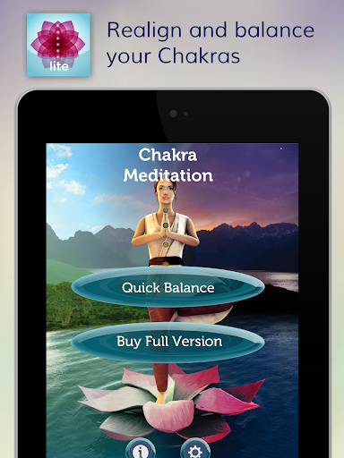 Chakra Meditation Lite