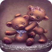 Teddy Bears Live Wallpaper