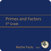 Mathepacks - Primes + Factors
