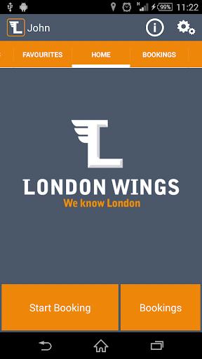 London Wings