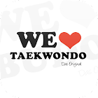 We love TaekwonDo icon