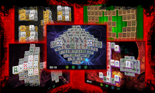 Mahjong Deluxe apk screenshot 3