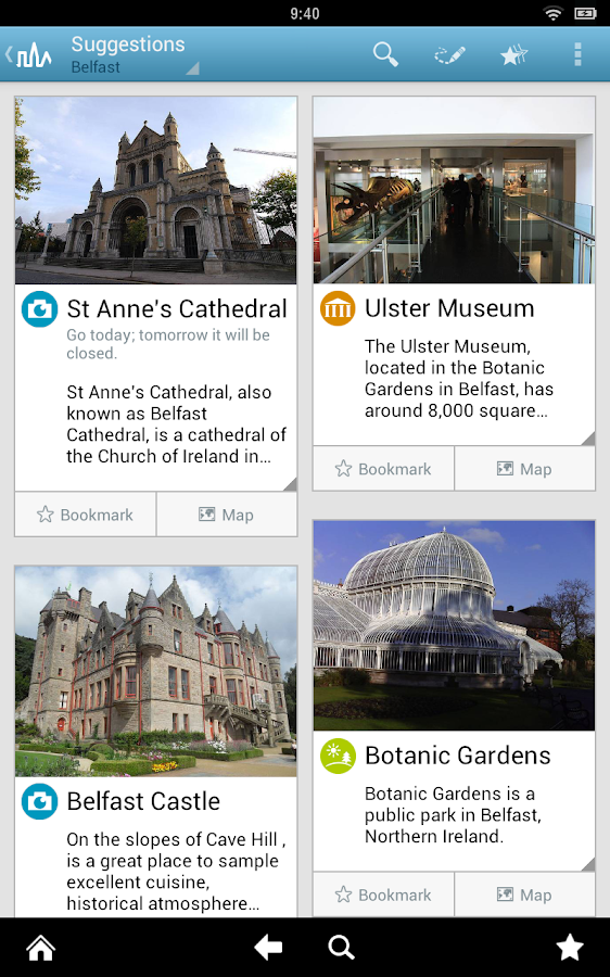 Belfast Travel Guide - screenshot