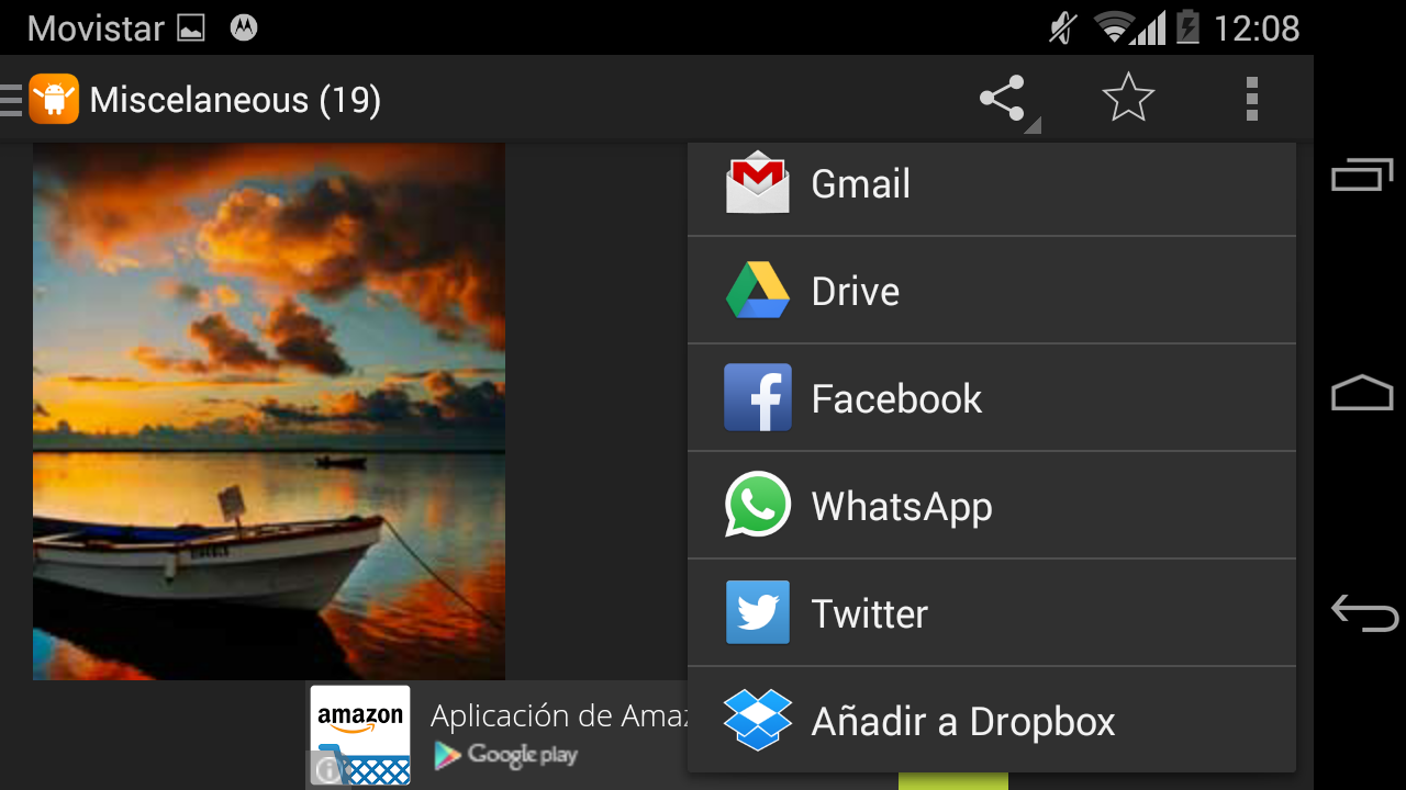 Themes in google play - Themes For Android Screenshot