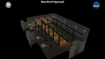 Screenshot of Egypt Raneferef's Hall 3D