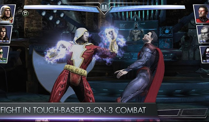 Injustice Gods Among Us Hack Version Download