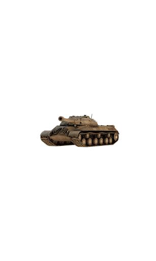 360° IS-3 Tank Wallpaper