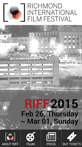 Richmond Film Festival 2015
