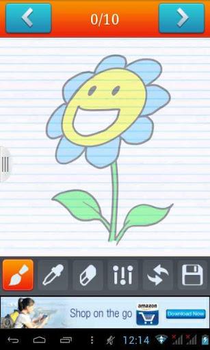 Kindergarten Learn To Draw