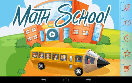 Math School Preschool