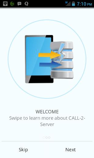 Call2Server
