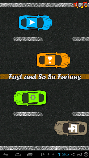 Fast And So So Furious